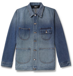 BILLY - Denim Chore Jacket