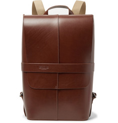 Brooks England - Piccadilly Vegetable-Tanned Leather Backpack