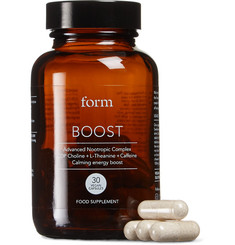 Form Nutrition Boost Supplement, 30 Capsules