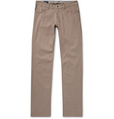 Peter Millar Wayfare Slim-Fit Tencel and Cotton-Blend Trousers