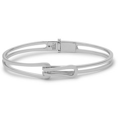 TOM FORD 18-Karat White Gold Cuff