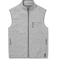 J.Crew Nordic Polartec-Lined Stretch-Jersey Gilet