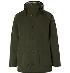 Barbour Bedale Slim-Fit Hooded Shell Jacket