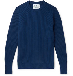 Barbour Tynedale Ribbed Wool Sweater