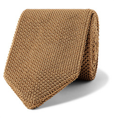 Caruso 6cm Knitted Silk Tie