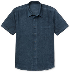 120% Garment-Dyed Linen Shirt