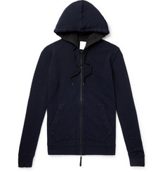 120% - Slim-Fit Cashmere, Modal and Wool-Blend Zip-Up Hoodie