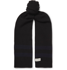 Oliver Spencer - Arbury Striped Wool Scarf