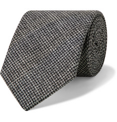 Oliver Spencer 8cm Cotton-Jacquard Tie