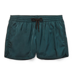 CDLP - + Grand Hotel Tremezzo Piscina Short-Length Swim Shorts