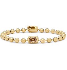 Luis Morais - Gold Diamond Bracelet