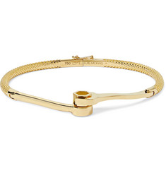 Luis Morais - Wrench Gold Bracelet