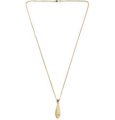 Luis Morais Gold Necklace