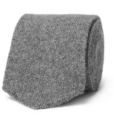 Richard James - 7cm Mélange Cashmere Tie
