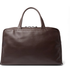 Álvaro Álvaro 47 Leather Holdall