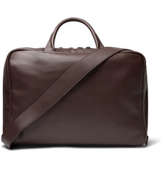 Álvaro Arturo Leather Briefcase