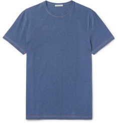 Acne Studios - Edvin Mélange Stretch-Cotton Jersey T-Shirt