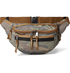 Indispensable Attach Camouflage Mesh Belt Bag