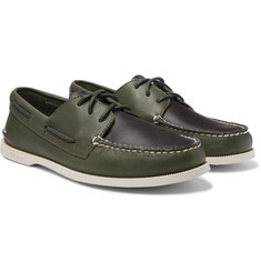 Sperry Authentic Original Two-Tone Leather Boat Shoes