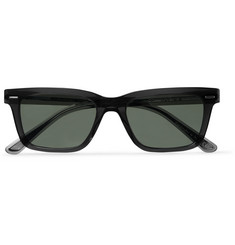 The Row + Oliver Peoples BA CC Square-Frame Acetate Polarised Sunglasses