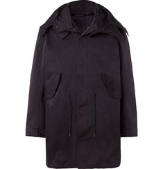 Ten C Microfibre Fishtail Parka