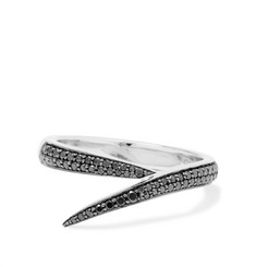 Shaun Leane - Interlock Me 18-Karat White Gold Diamond Ring