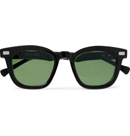 31097bb493d7 Native Sons - Kowalski D-Frame Acetate Sunglasses