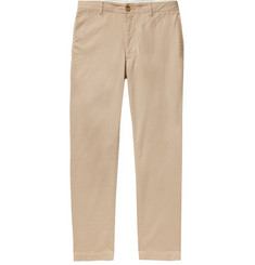 Pilgrim Surf + Supply Seaton Cotton-Blend Twill Chinos