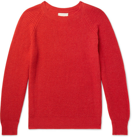Tempus Now Cashmere and Wool-Blend Sweater