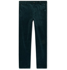 Club Monaco Cotton-Corduroy Trousers