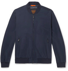 Tod's Shell Bomber Jacket