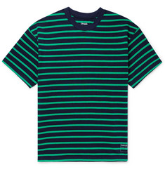 Entireworld Striped Recycled Cotton T-Shirt