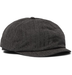 RRL Cotton Flat Cap