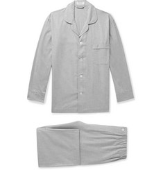 Emma Willis Mélange Cotton Pyjama Set
