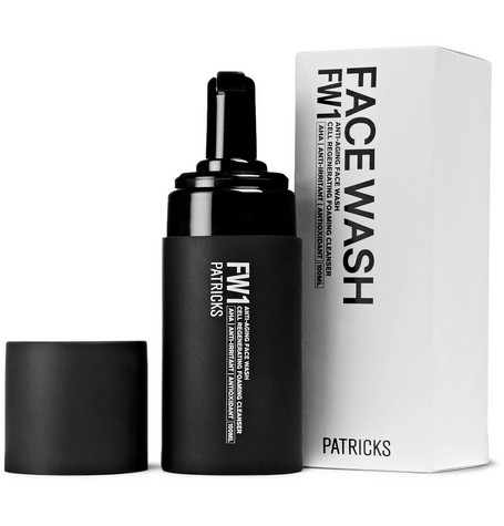 Patricks Fw1 Anti-Ageing Cell Regenerating Foaming Face Wash, 100Ml In Colorless