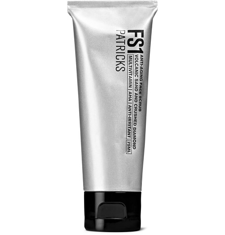 Patricks FS1 Anti-Ageing Volcanic Sand and Crushed Diamond Face Scrub, 75ml