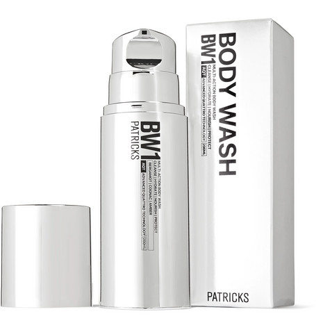 Patricks Bw1 Body Wash, 200Ml In Colorless