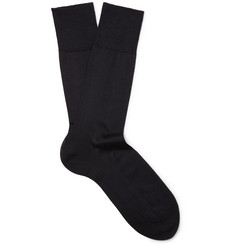Falke - No. 4 Silk-Blend Socks
