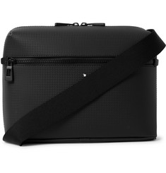 Montblanc Extreme 2.0 Textured-Leather Messenger Bag