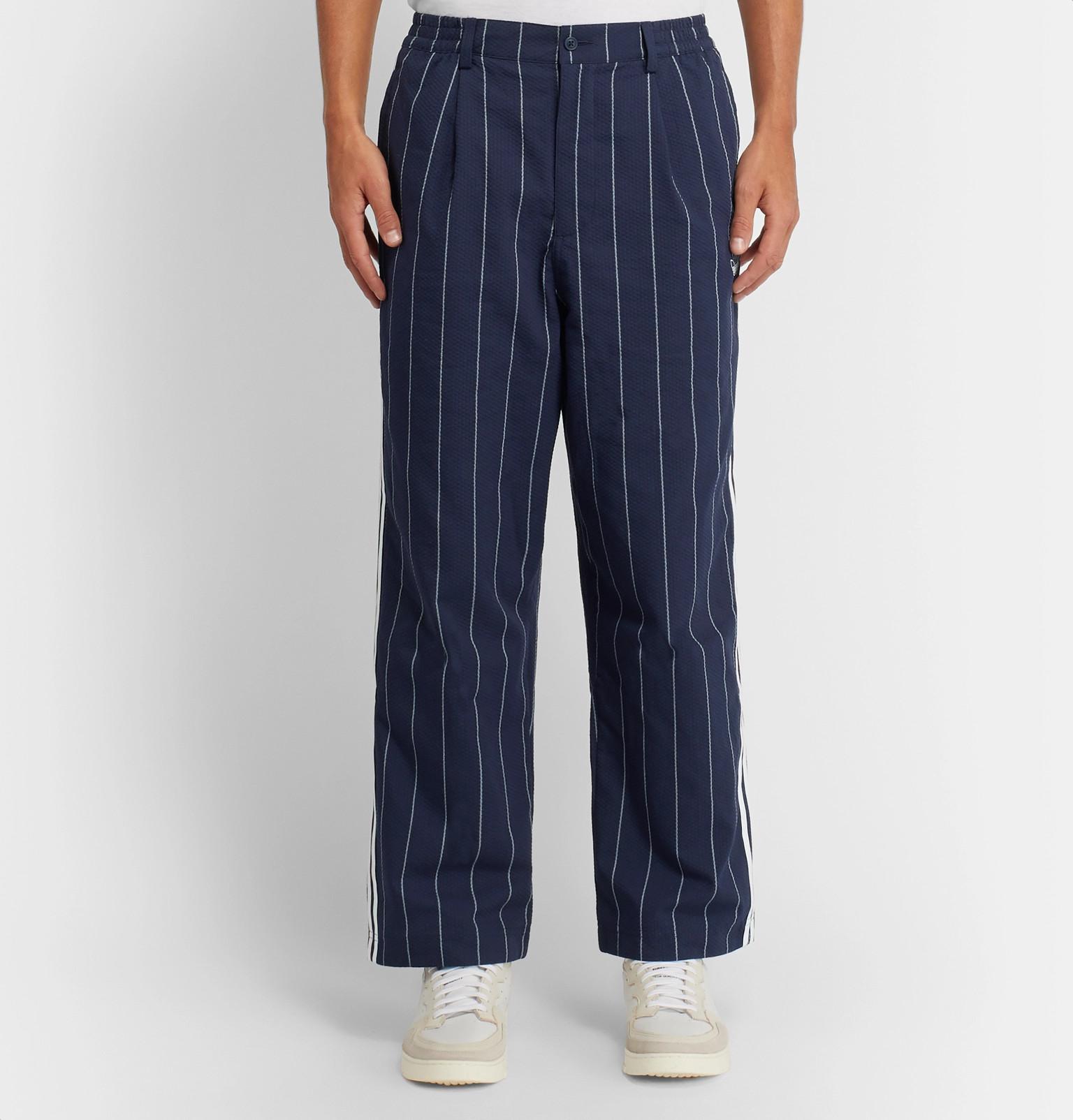 Adidas Originals Herren schwarz Deluxe Knit Track Hose
