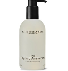 Marie-Stella-Maris No.92 Objets d'Amsterdam Hand and Body Wash, 300ml