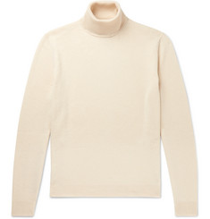 Gucci Wool and Cashmere-Blend Rollneck Sweater
