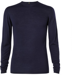 Iffley Road Dartmoor Slim-Fit Merino Wool Base Layer