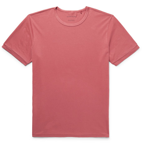 Outerknown Organic Pima Cotton-Jersey T-Shirt