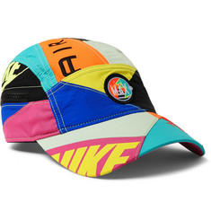 Nike + atmos AW84 Panelled Shell Baseball Cap