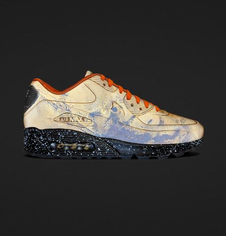 "Nike Air Max 90 ""Mars Landing"" Follows Moon Inspired"