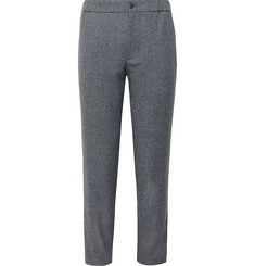 Club Monaco Lex Tapered Donegal Tweed Trousers