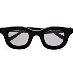 Rhude - + Thierry Lasry Rhodeo Square-Frame Acetate Sunglasses