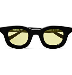 + Thierry Lasry Rhodeo Square-frame Acetate Sunglasses - Black