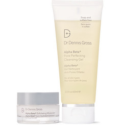 Dr. Dennis Gross Skincare The Alpha Beta Effect Cleanser and Exfoliating Moisturizer Set